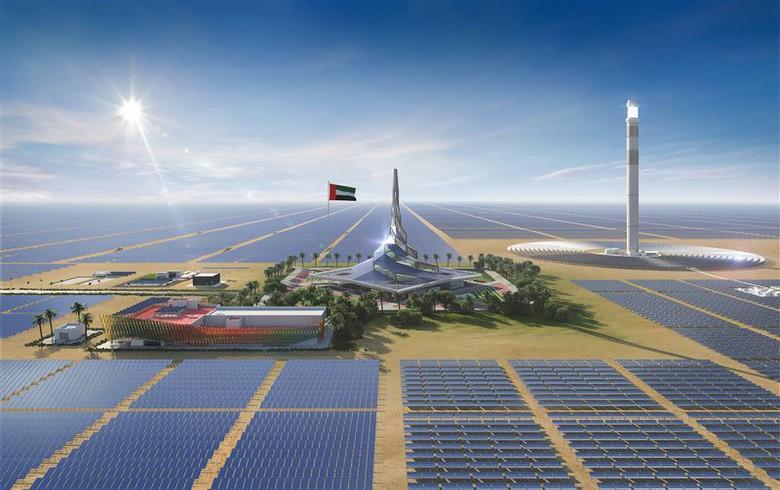 ACWA Power wins 900-MW Dubai solar project with USD-16.95/MWh bid