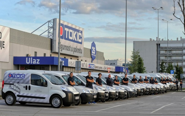 Croatian car parts trader Tokic agrees to take over Slovenian peer Bartog - report