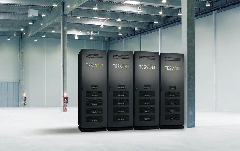 Bmp invests in German battery storage co Tesvolt