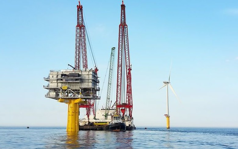 Bladt wins substation deal for 244-MW Northwester 2 offshore wind farm