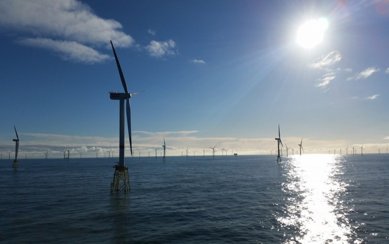 UK awards 5.5 GW of offshore wind in 3rd CfD round
