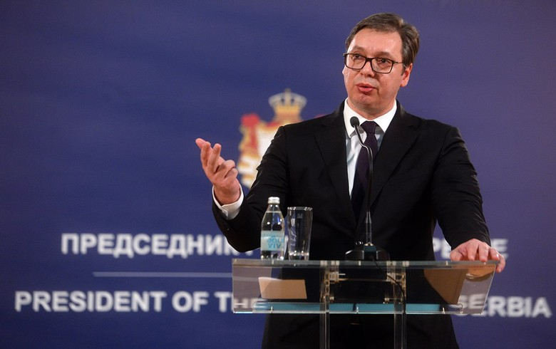 German company mulling 'large investment' in Serbia's Pancevo - president Vucic