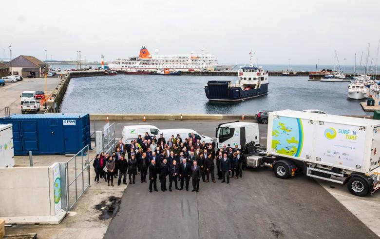 UK shipyard to develop pioneer hydrogen-fuelled ferry