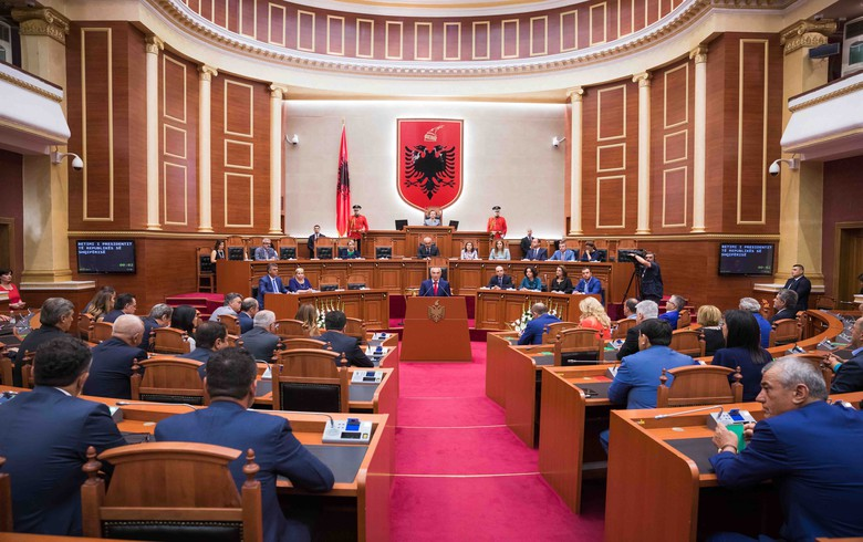 Ruling Socialist Party moves to impeach Albanian president