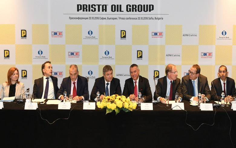Bulgaria's Prista Oil buys back 30% stake from EBRD, ADM Capital