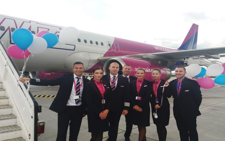 Wizz Air bases second aircraft in Bulgaria's Varna, launches six new routes