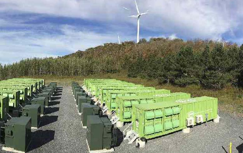 to-the-point: Invenergy switches on 4-MWh battery in Iowa