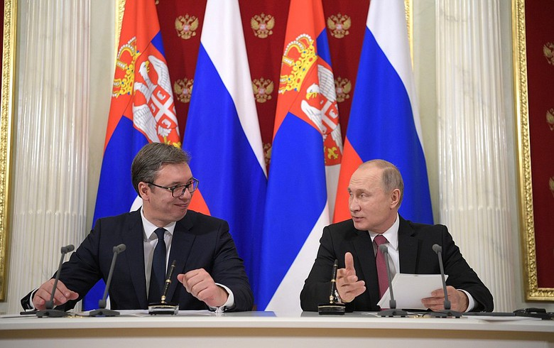 Serbia to expand cooperation with Russia on energy, infrastructure projects