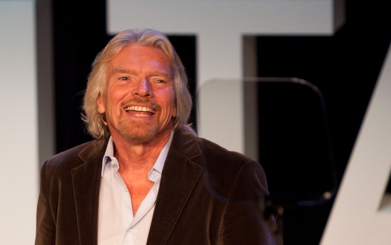 "Richard Branson calls for ""Clean Energy Dividend"""