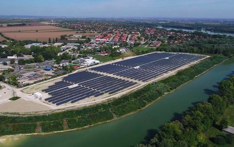 China's GCL-SI equips 21-MW solar park in Hungary