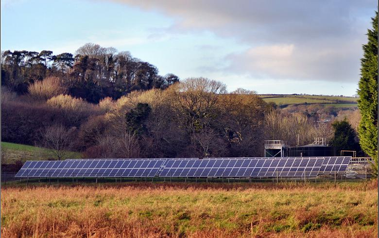 Anglian Water backs net-zero goal with 35-MW solar deal with NextEnergy