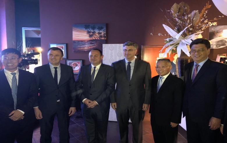 China's Norinco starts building 160 mln euro wind farm in Croatia