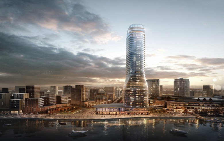 Italy's Pizzarotti to build Belgrade Waterfront's 168-metre high tower