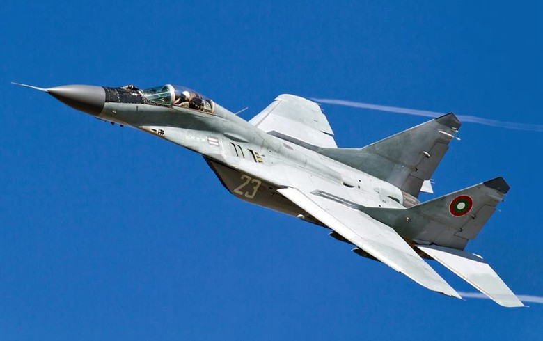 Bulgarian govt allocates 4.9 mln euro to keep MiG-29 jets airworthy