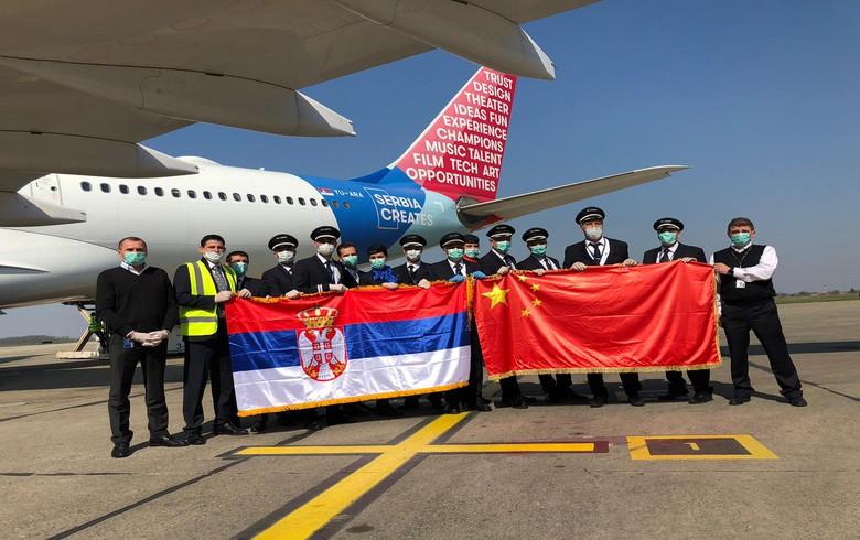 Air Serbia may start regular flights to China - president Vucic