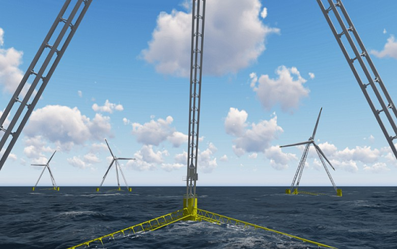 X1 Wind receives EUR 4m for PivotBuoy floating wind solution