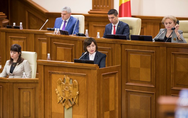 Moldova's coalition govt loses no-confidence vote