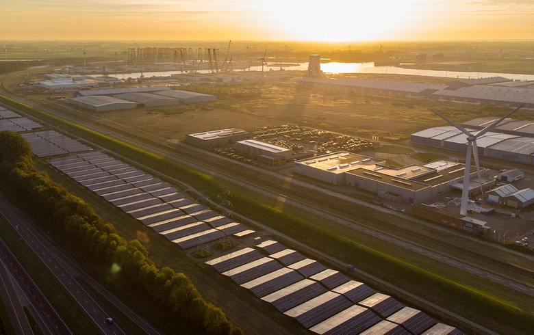 Ib vogt switches on 54.5-MWp solar park in Netherlands