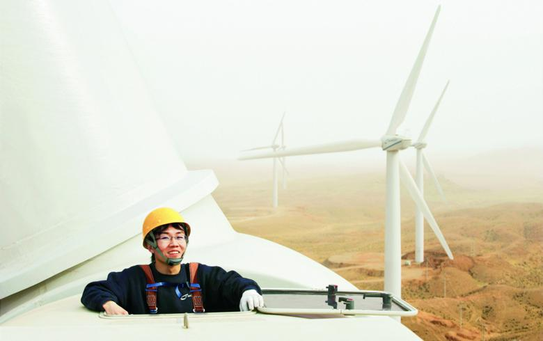 REPORT - China, Chile, India are top emerging markets for wind