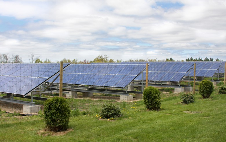 Dynamic Energy installs 1.4-MW solar array on Nantucket