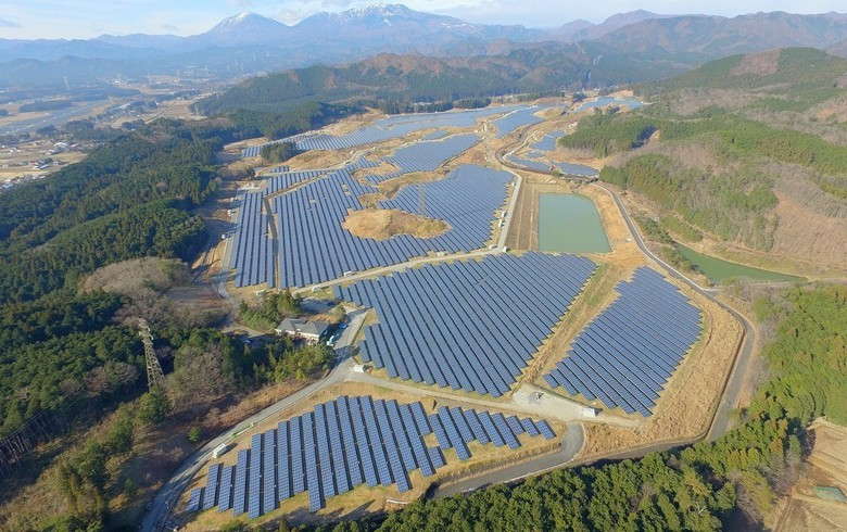 Japan's Pacifico Energy launches USD-274m solar investment fund