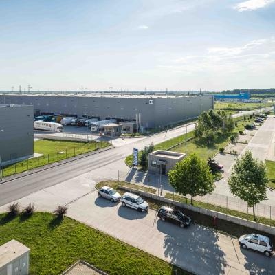 EBRD mulls lending 29.2 mln euro to CTPark Bucharest West