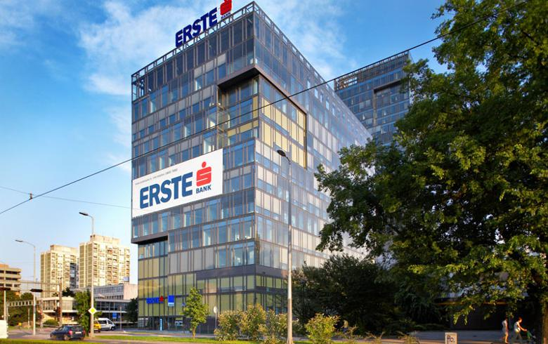 Erste Banka Zagreb