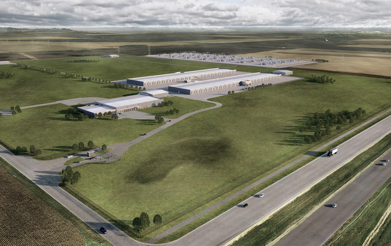 Apple's New Iowa Data Center Will Run Entirely on Renewable Energy