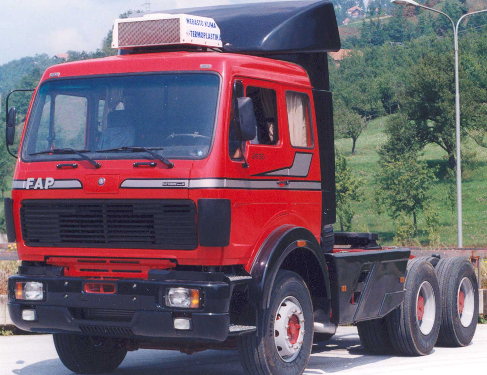 Serbia to take control of truck maker FAP
