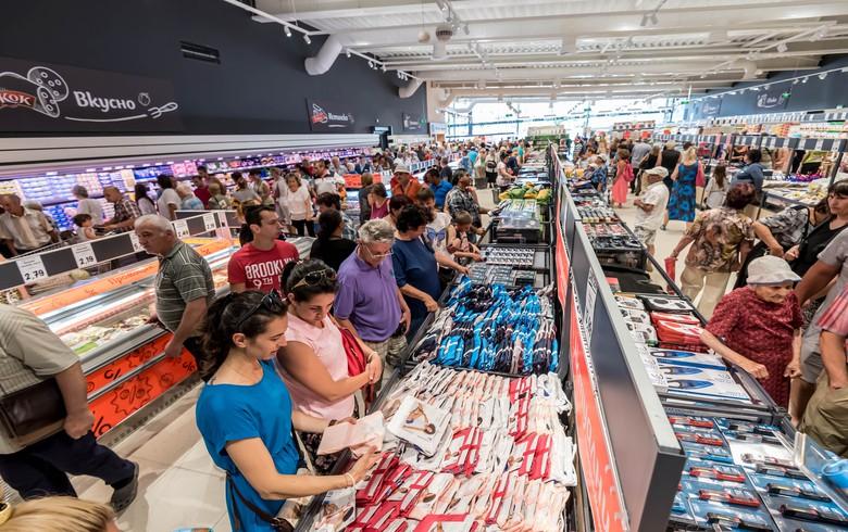 保加利亚5月份的消费价格通胀速度达到了2.5%