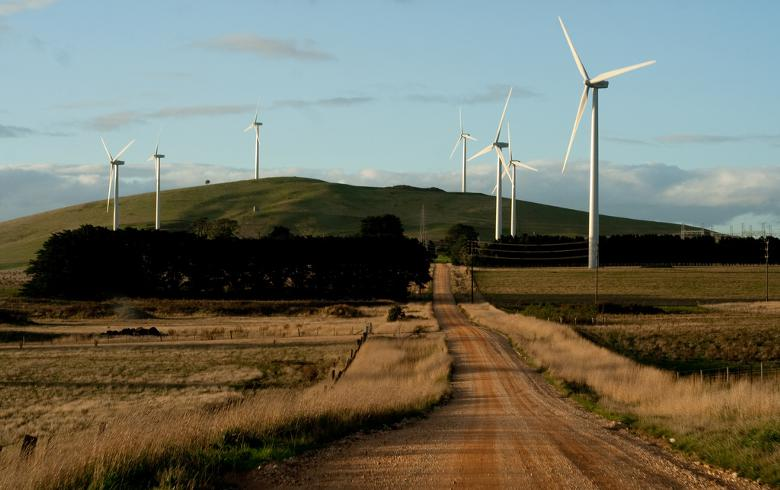 Construction starts at 180-MW Berrybank wind farm in Australia