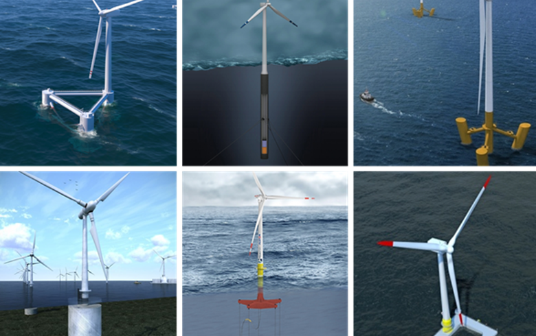 Floating wind tech developers to compete for GBP 1m in Scottish grants