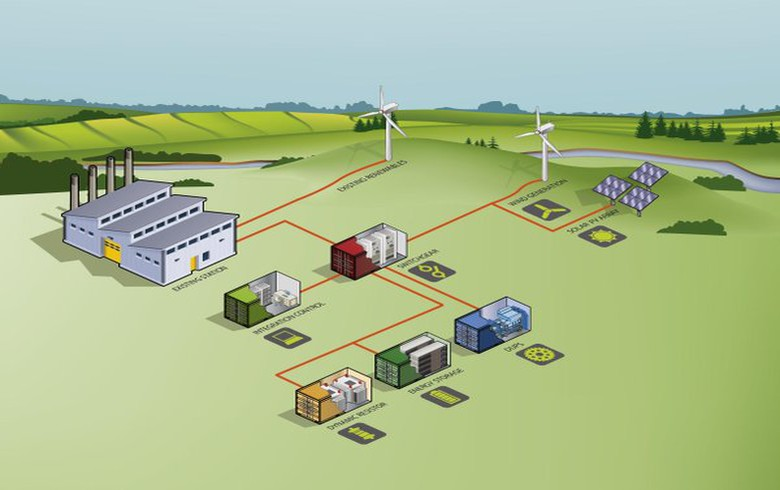 France's EPS provides storage for Flinders Island microgrid