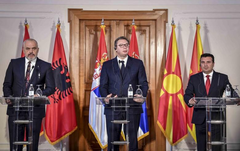 N. Macedonia, Albania, Serbia to ease trade, movement under Open Balkan initiative