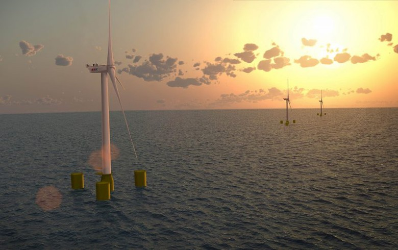 MHI Vestas turbines to power 28.5-MW floating wind park off France