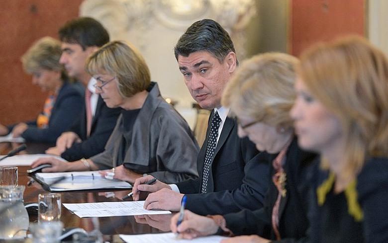 Centre-left ex-PM Milanovic wins Croatia's presidential runoff