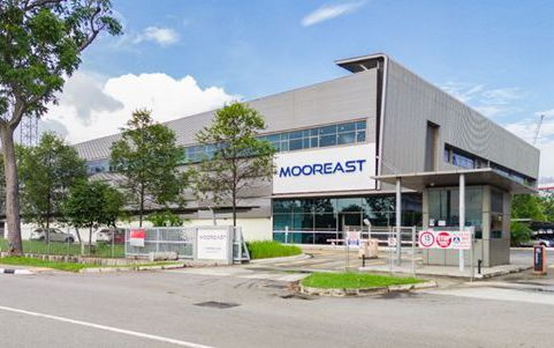 Mooring systems maker Mooreast buys new site to serve offshore renewables
