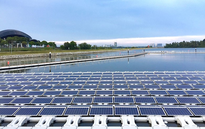Sembcorp to install 60-MW floating solar facility in Singapore