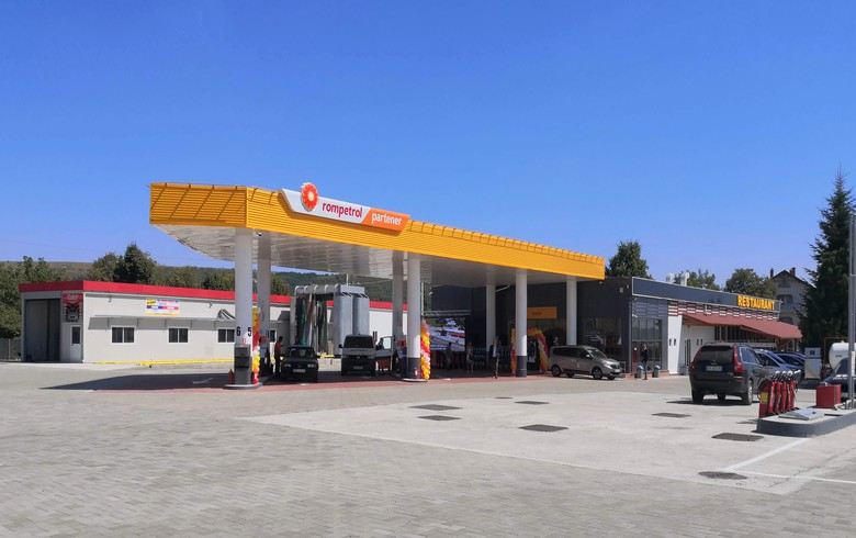 Romania's Rompetrol Downstream invests $1.5 mln in new fuel station