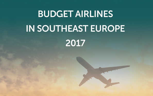 Low-cost carriers flying high in Southeast Europe