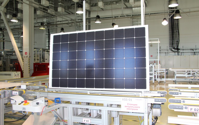 Hevel boosts solar module production capacity to 260 MW