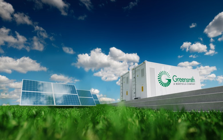 Finland's Wärtsilä presents new solar-plus-storage product