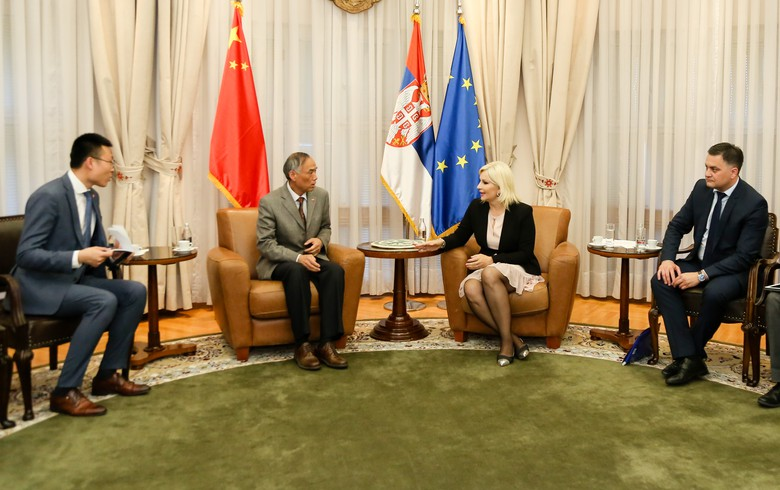 Serbia, China to sign Corridor X deals during 16+1 summit in July - infrastructure min