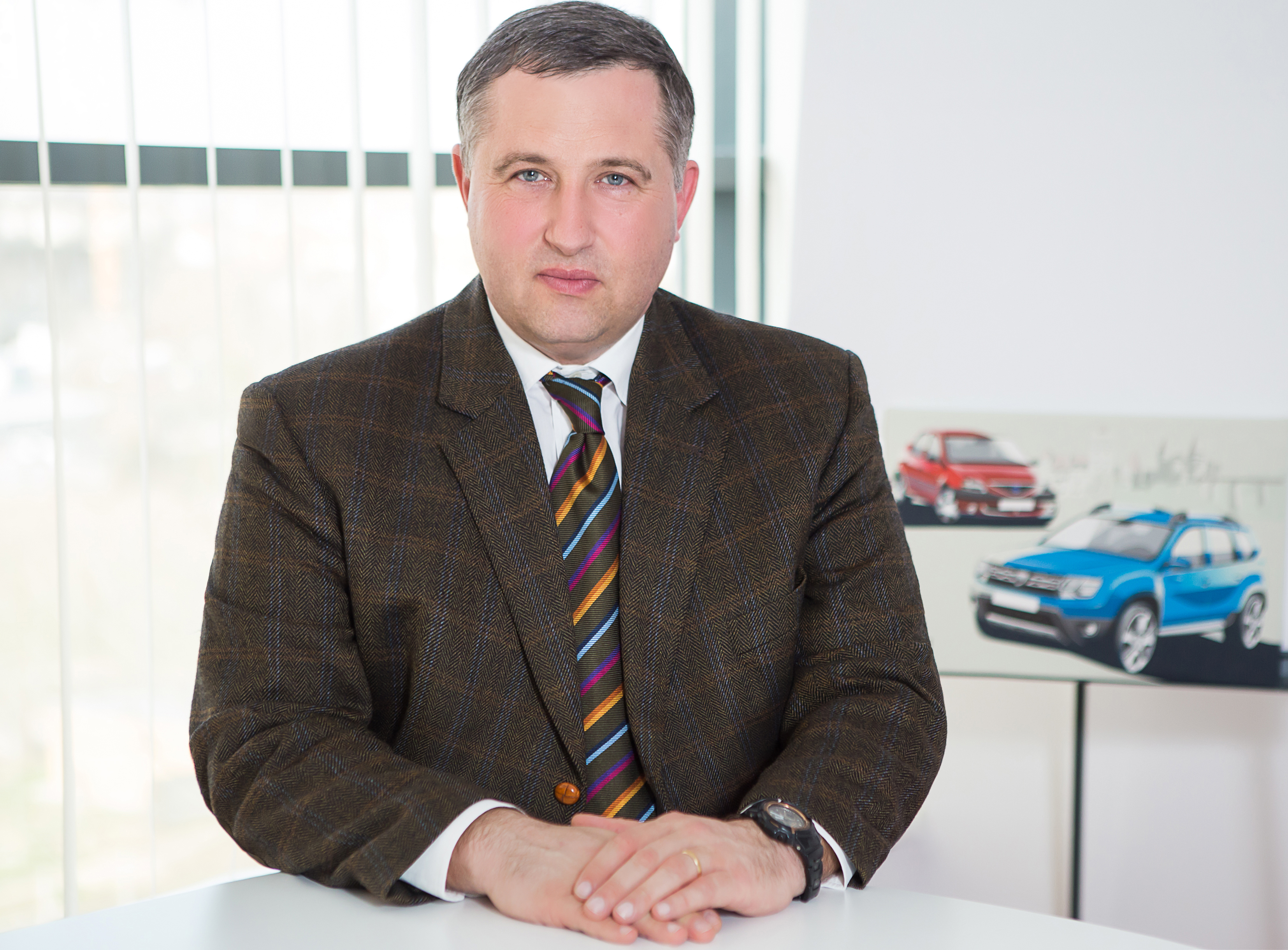Renault names new general manager of technology centre in Romania