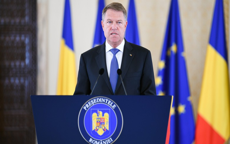 Romania's president endorses 2019 budget bill despite reservations