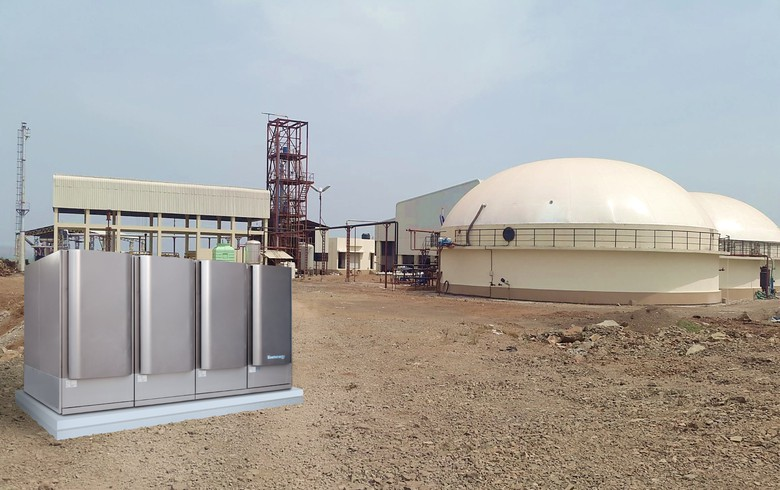 Bloom Energy to install solid oxide fuel cells at Indian biogas plant