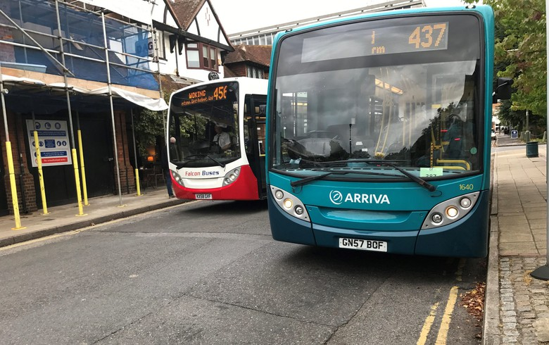 Arriva's UK bus, rail sites go 100% renewable with SSE