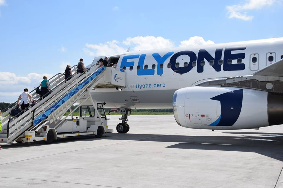 Moldovan air carrier FlyOne to launch Chisinau-Birmingham route in June