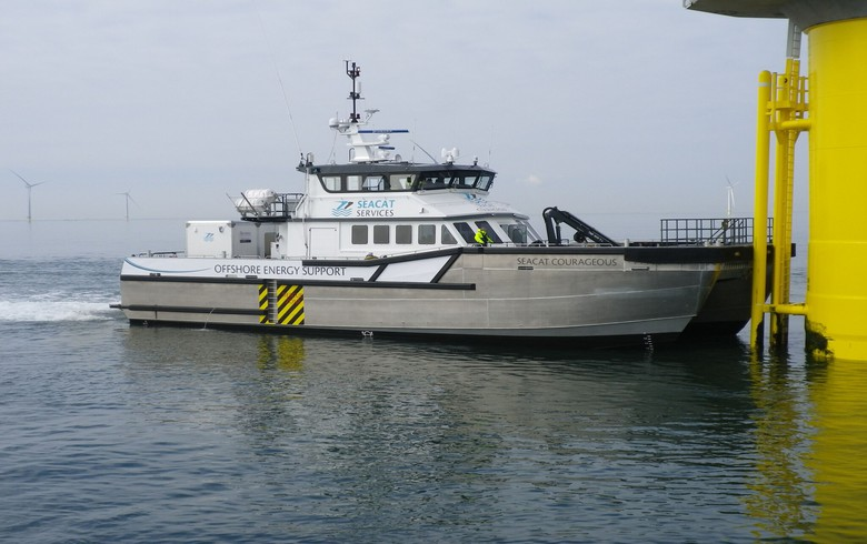 Seacat launches higher personnel capacity boats under new code
