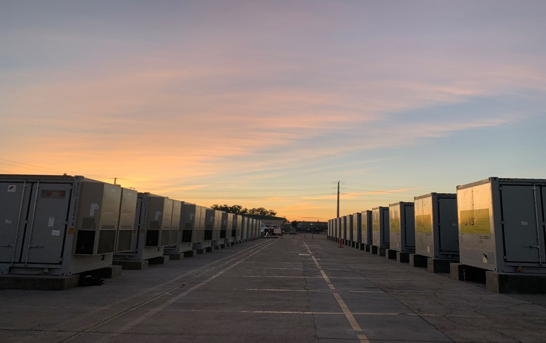 Energy storage system of 30 MW/120 MWh comes online in California